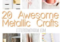 DIY & Crafts / DIY and craft projects.
