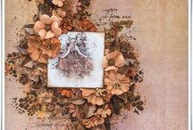 Pascale B. Scrap / Art from the amazing Pascale B Scrap
