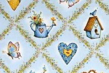 Holly Hobbie Fabric Collection