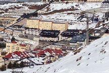 Ski tunnelmia