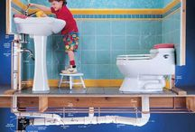 Plumbing, Electrical & Mechanical
