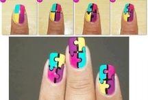 nagels  / leuke kleuren op je nagels???