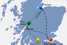 Scotland Tour Ideas / by Johanna Campbell