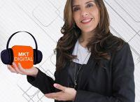 PodCast / Painel com áudios rápidos sobre Marketing e Empreendedorismo Digital