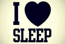 I ♥ sleep