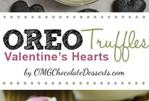Valentine's Day Treats! / Creative, unique, and yummy recipes you and your loved ones can make for Valentine's Day!