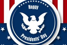 Presidents' Day Cards
