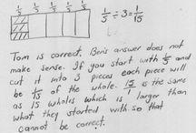 Math Journals / Ideas for Math Journals / by Jan Farmer