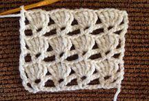 crochet / stitches