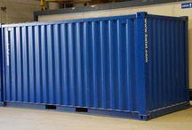 Contenedores marítimos y de residuos / Venta y alquiler de contenedores marítimos y de residuos