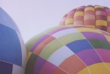 balloons (full of hot-air and not)