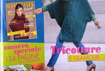 riviste di ricamo