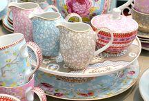 My favourite tea set