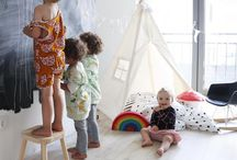 Kids interior - Ideas for walls