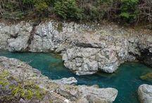 Rivers of Japan