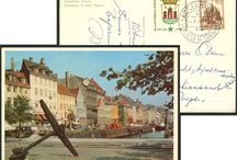 Stamps, Denmark