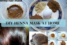 Henna - hair