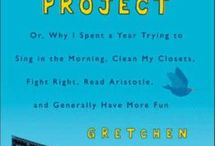 "If You Liked ""The Happiness Project"" / Read Alikes for Gretchen Rubin's The Happiness Project / by Grand Rapids Public Library"