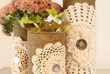 Doilies / Doilies and their uses.