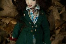 Mary / Handmade Ooak doll by Romantic Wonders Dolls