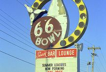 Route 66 - Oklahoma / Things to see along the way / by Trudi Ross