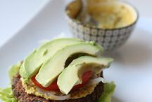 Recettes burger veggie