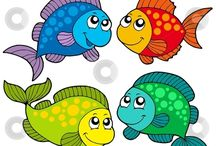fish T's
