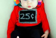 Fun Halloween ideas!! / Only babies but want to start building fun family traditions!!