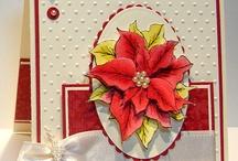 Christmas / kaarten maken