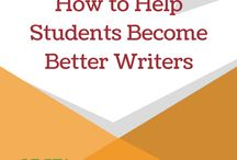 Better Student Writers / Devoted to sharing community tips and insight on increasing and improving student writing.