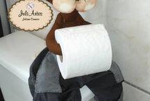 Tuvalet kağıtlık