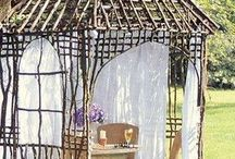 Gazebos and more.........