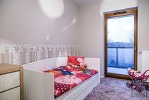 Pokój dla dziecka / Ciekawe aranżacje wnętrza pokoju dziecięcego