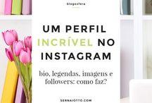 Dicas para Projetos (instagram, fanpage, blogs)