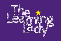The Learning Lady can help YOU  :  ) / Resources and CPD for all aspects of Early Teaching and Learning