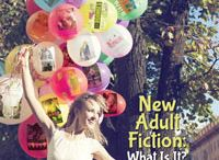 """""""New Adult"""" Fiction Titles / Booklist describes """"New Adult"""" fiction as """" hip and stylish guilty-pleasure romances with younger protagonists, lots of tattoos, edgier sex, and a more youthful take on relationships. Many of these books concentrate on the transition from high school to college or on being away from home for the first time, passages of unprecedented independence, risk, and difficult choices.""""  Many of the books appeal to adults between 18 to 24 years old ."""