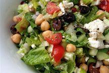 Salads / by Erika Kander