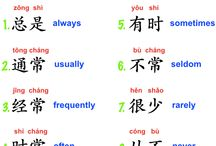 Chinese frequency grammar