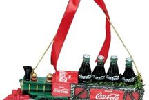 COCA COLA CHRISTMAS DECORATIONS