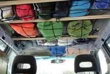 Truck, Car, SUV Camper Options