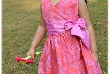 Aanvie's dresses