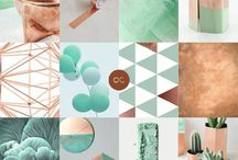 On Trend: Mint & Copper