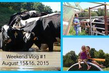 Weekend Vlogs 2015