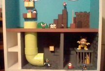 Doll houses for boys
