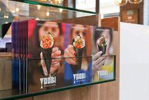 Sushi Brand Design