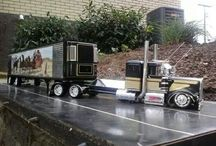 Modellbau RC-Trucks