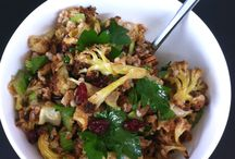 Food to Make--Veggies / Recipe ideas using vegetables as the main focus.