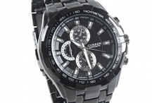 """Brand Watches / """"Watch"""" out!  Pin or Repin them to gain Brand Wacthes FREE! Prizes value $100! &Do not forget to give us a Review for the Gifts You Win on www.facebook.com/everbuying  / by EverBuying"""