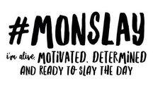 Monday Motivation ☕
