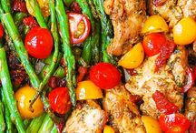 chicken and veg